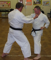 Nick Polley Shotokan Karate