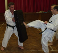 worthing shotokan club