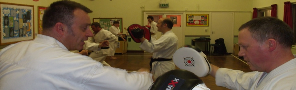 Worthing SEKU karate