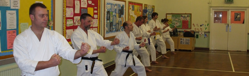worthing karate tuition
